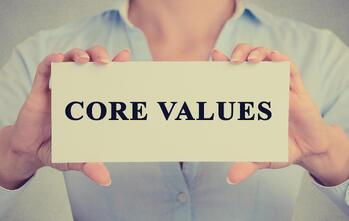 EOS Core Values
