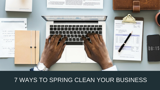 spring-clean-business