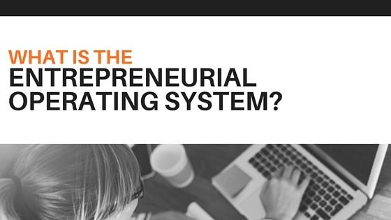 entrepreneurial operating system
