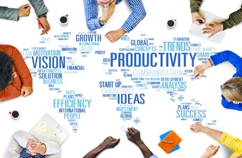 business coaching advice on how to improve work productivity